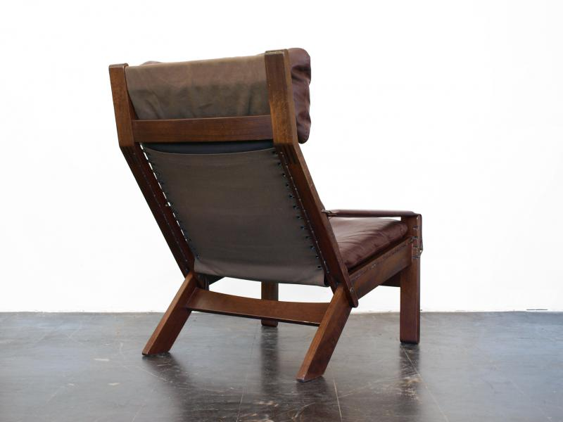 ruempelstilzchen lounge chair sigurd ressel westnofa